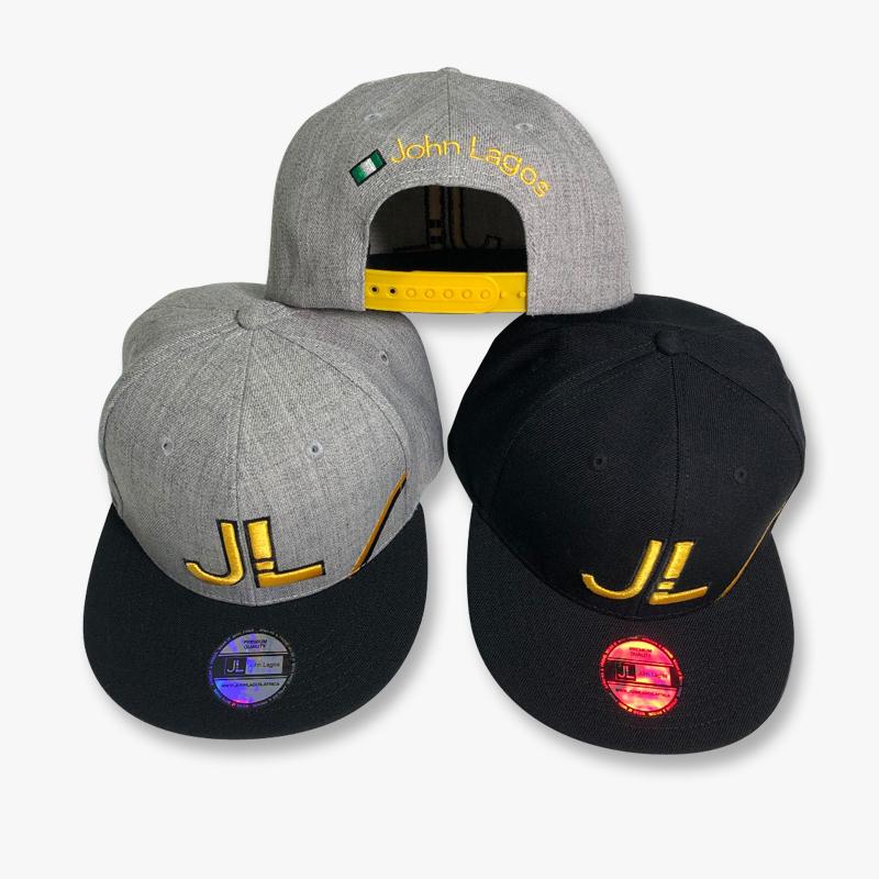 3 x John Lagos Snapbacks