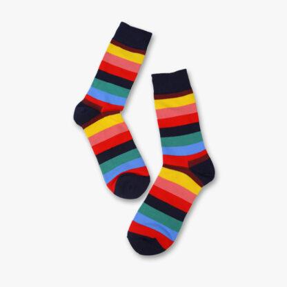 Fancy Socks – BBB Stripes