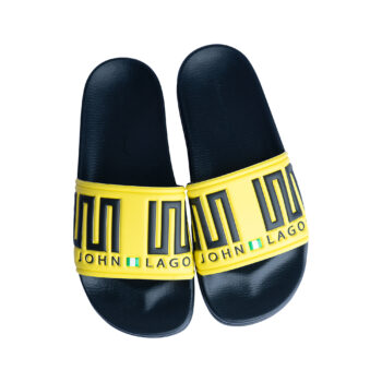 John Lagos Journey Slides - Yellow