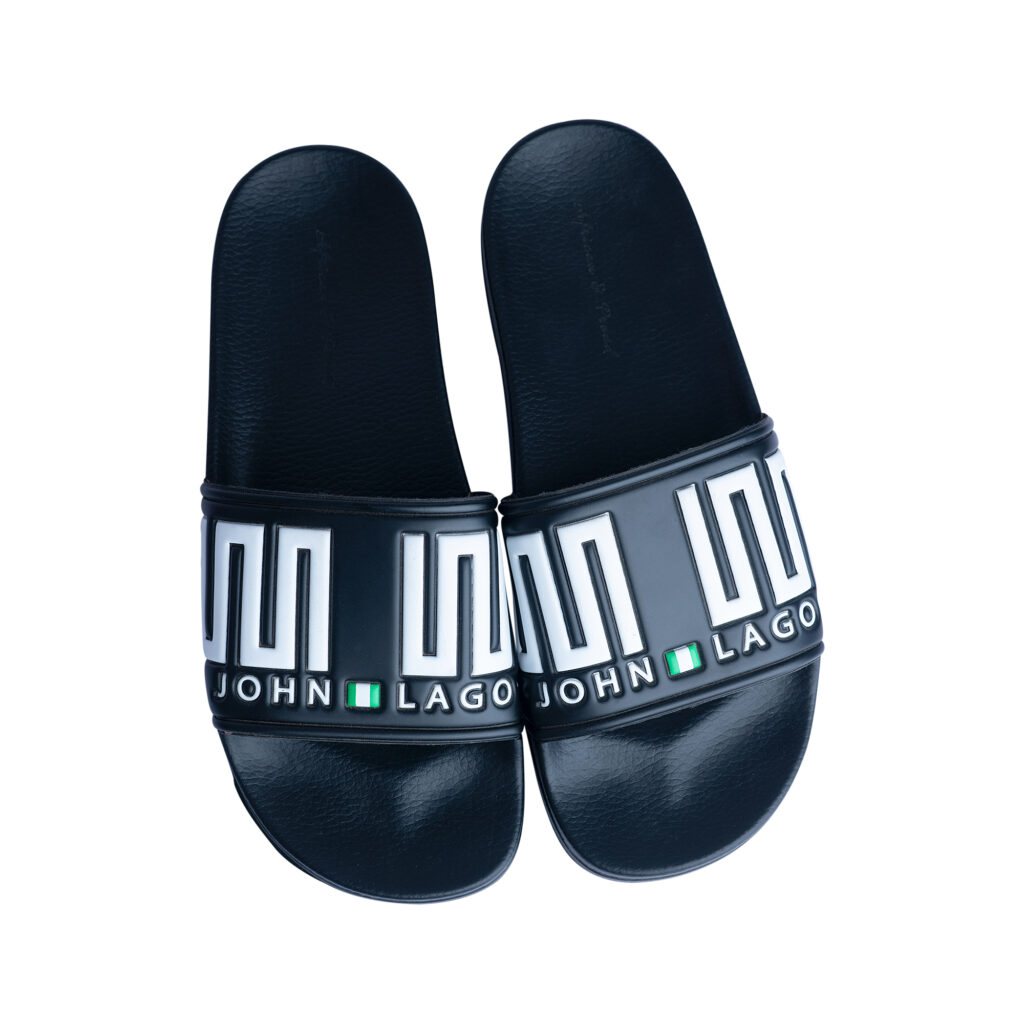 John Lagos Journey Slides - Black