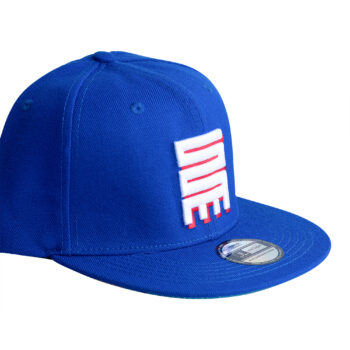 John Lagos Blue Journey Snapback