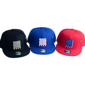 3 x John Lagos Journey Snapbacks