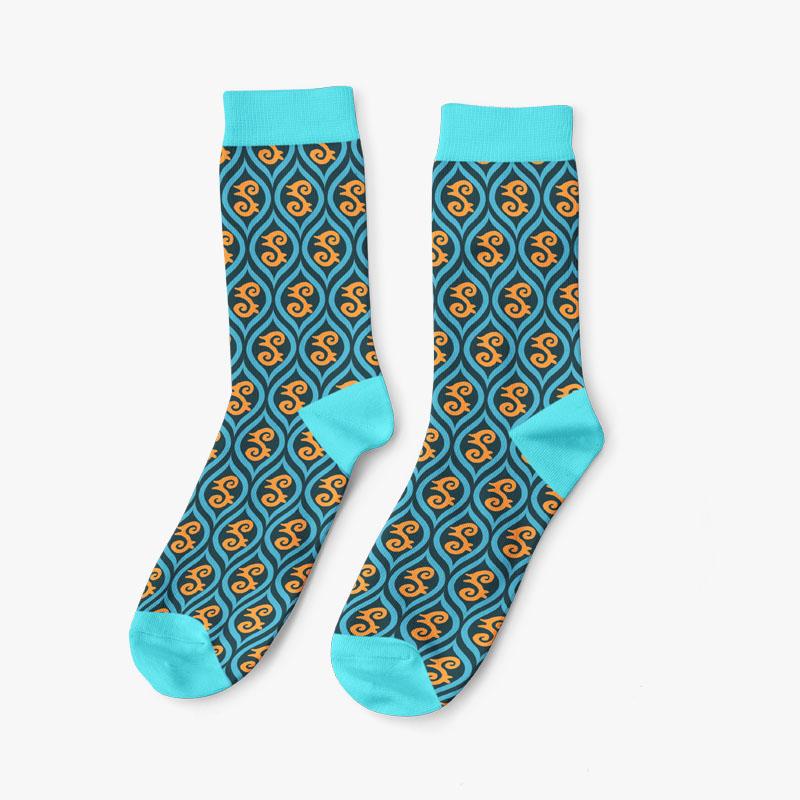 Adinkra Energy Socks for Men