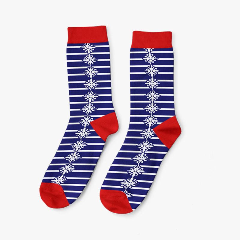 Adinkra Unity in Diversity Socks for Men